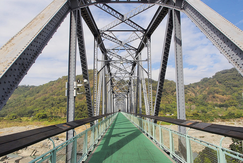 鐵橋-后豐鐵馬自行車道