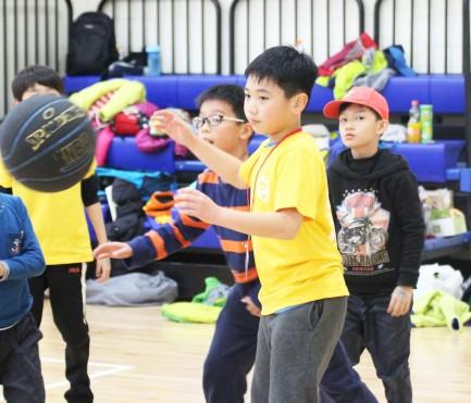 籃球活力冬令營