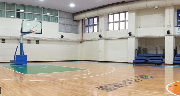 籃球營-籃球場
