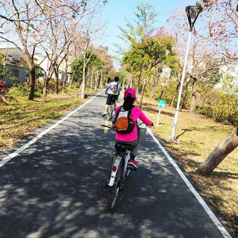 單車夏令營-潭雅神自行車道